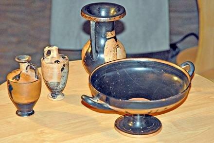 Находки черных археологов