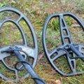 Тесты поисковых катушек для металлоискателя Garrett ACE 250