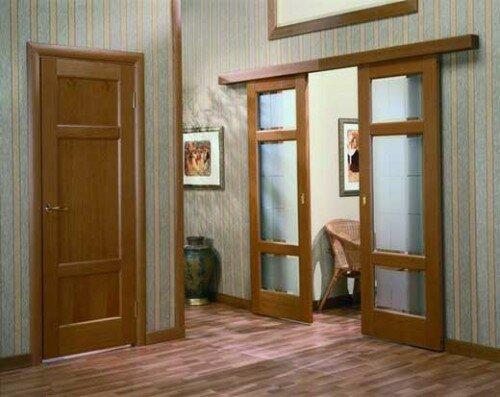 О дверях