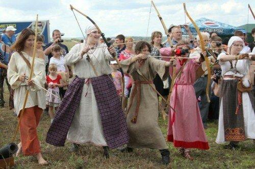 Фестиваль кладоискателей