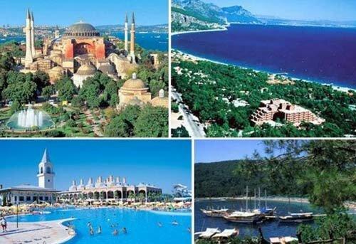 Турция из Кемерово. Курорты и цены