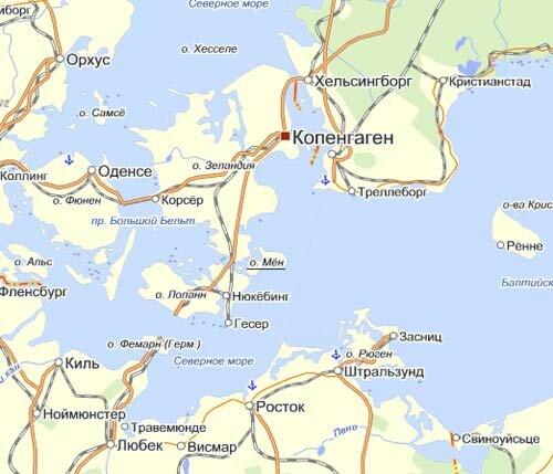 Клад в Дании