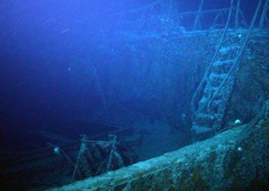 48 тонн серебря поднято с морского дна