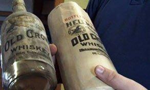 Американец нашел тайник с виски